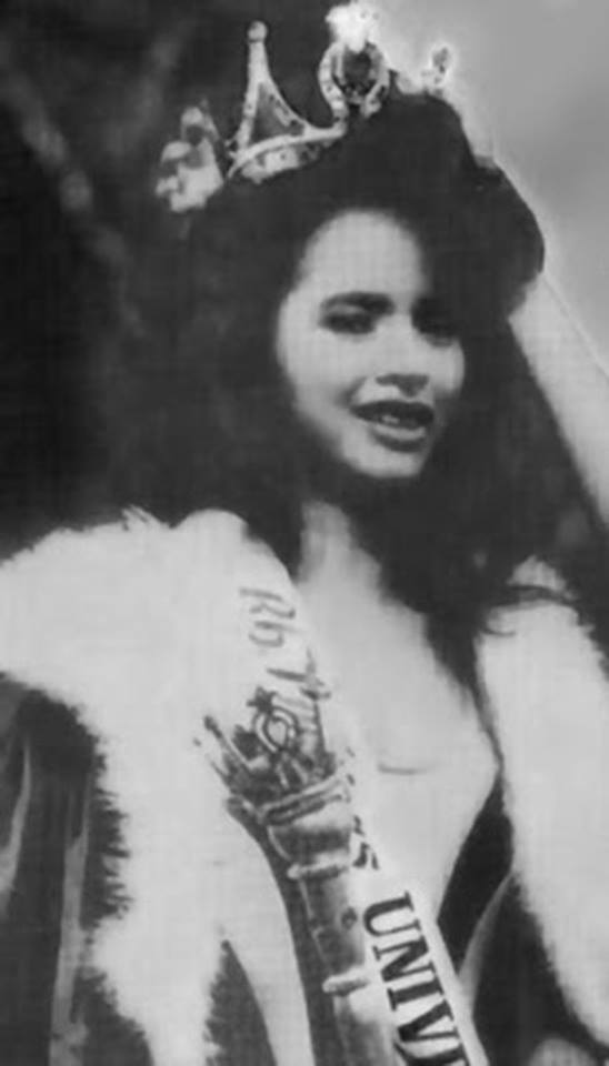Bb Pilipinas  Universe 1989:  Sara Jane Davis Paez  16938816