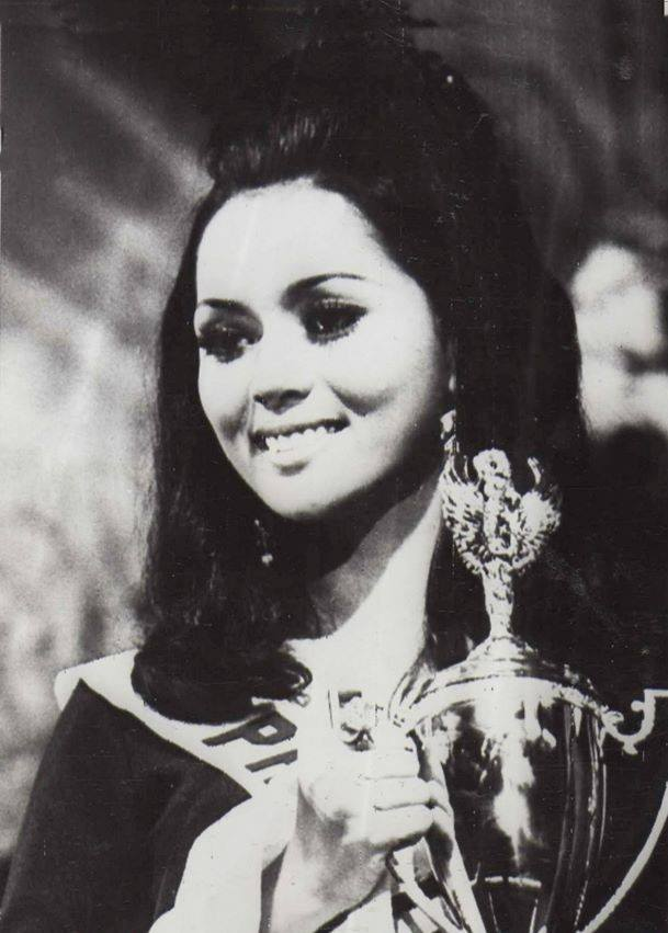 Bb Pilipinas Universe 1971: Vida Valentina Doria (MU 71' Photogenic) 16938910