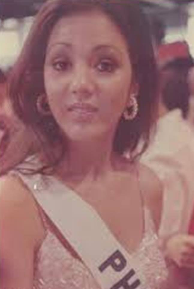 Bb Pilipinas Universe 1974: Guadalupe Sanchez (MU 74' Semifinalist) 16938913