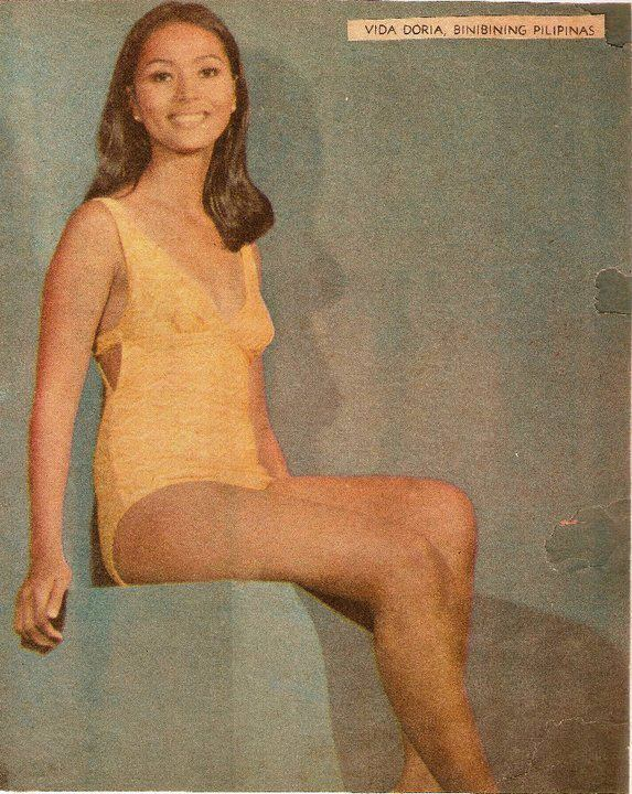 Bb Pilipinas Universe 1971: Vida Valentina Doria (MU 71' Photogenic) 16939110