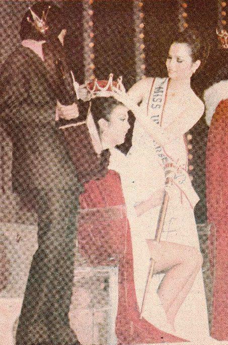 Bb Pilipinas Universe 1974: Guadalupe Sanchez (MU 74' Semifinalist) 16939211