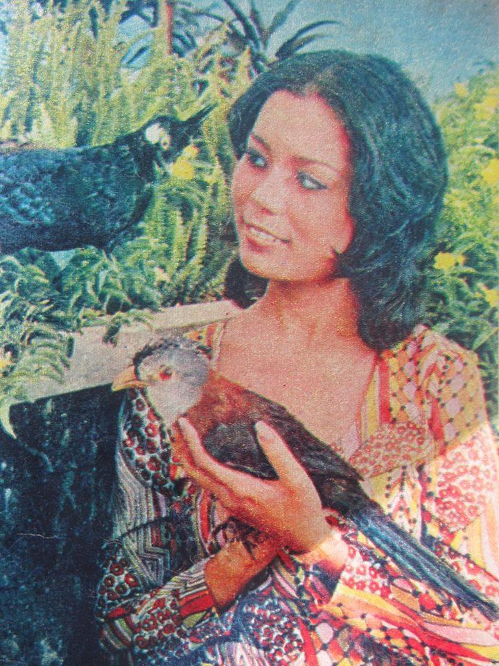 Bb Pilipinas Universe 1972: Armi Barbara Quiray Crespo (MU 72' Semifinalist) 16939312