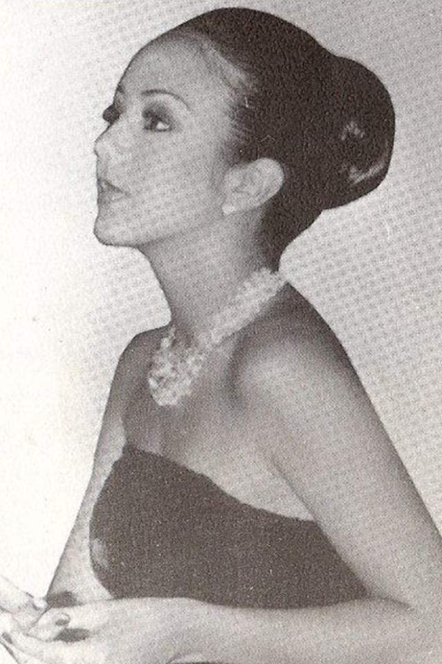 Bb Pilipinas Universe 1974: Guadalupe Sanchez (MU 74' Semifinalist) 16939316