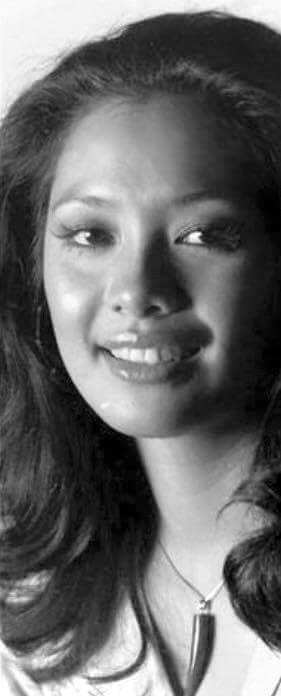 """Bb Pilipinas Universe 1975: Rosemarie """"Chiqui"""" Brosas (MU 75' 4th Runner Up) 16939317"""