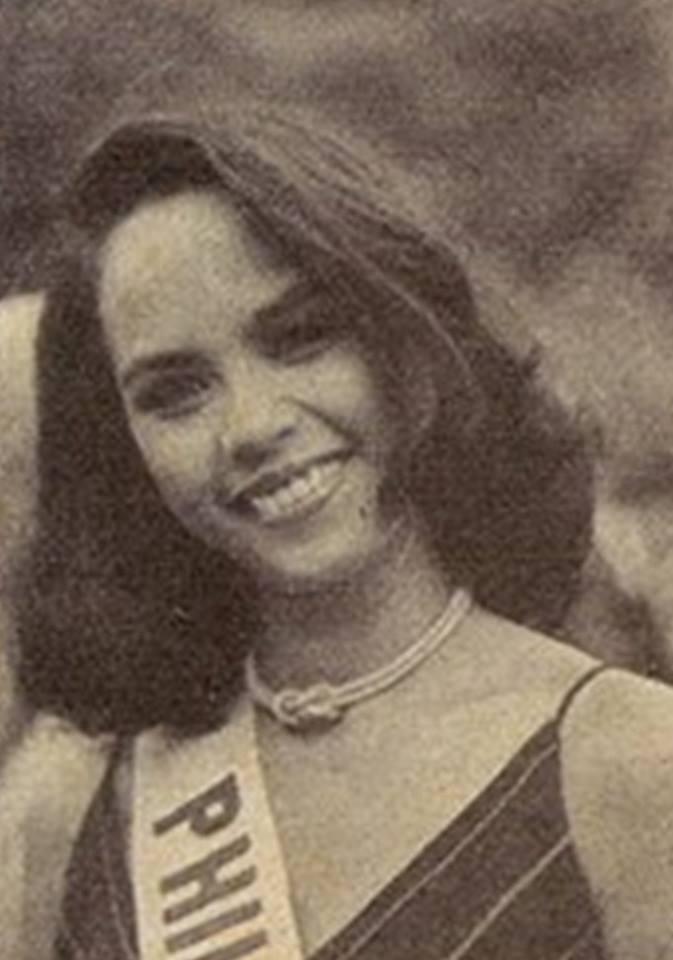 Bb Pilipinas Universe 1980: Maria Rosario Rivera Silayan (3rd Runner Up MU80) (†) 16939320