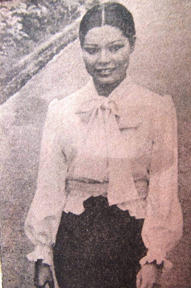Bb Pilipinas Universe 1972: Armi Barbara Quiray Crespo (MU 72' Semifinalist) 16939410