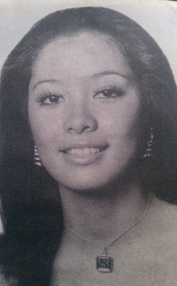 """Bb Pilipinas Universe 1975: Rosemarie """"Chiqui"""" Brosas (MU 75' 4th Runner Up) 16939417"""