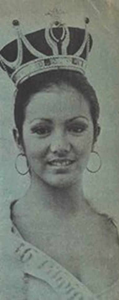 Bb Pilipinas Universe 1974: Guadalupe Sanchez (MU 74' Semifinalist) 16939611