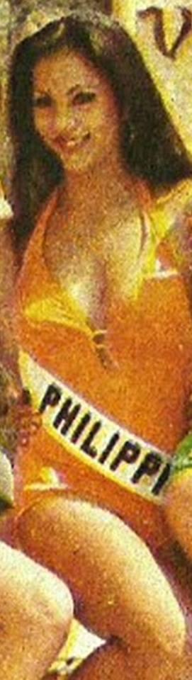 Bb Pilipinas Universe 1974: Guadalupe Sanchez (MU 74' Semifinalist) 16939612