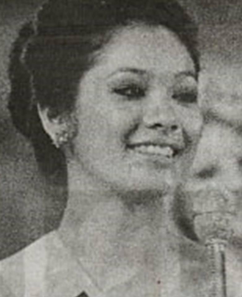 """Bb Pilipinas Universe 1975: Rosemarie """"Chiqui"""" Brosas (MU 75' 4th Runner Up) 16939613"""
