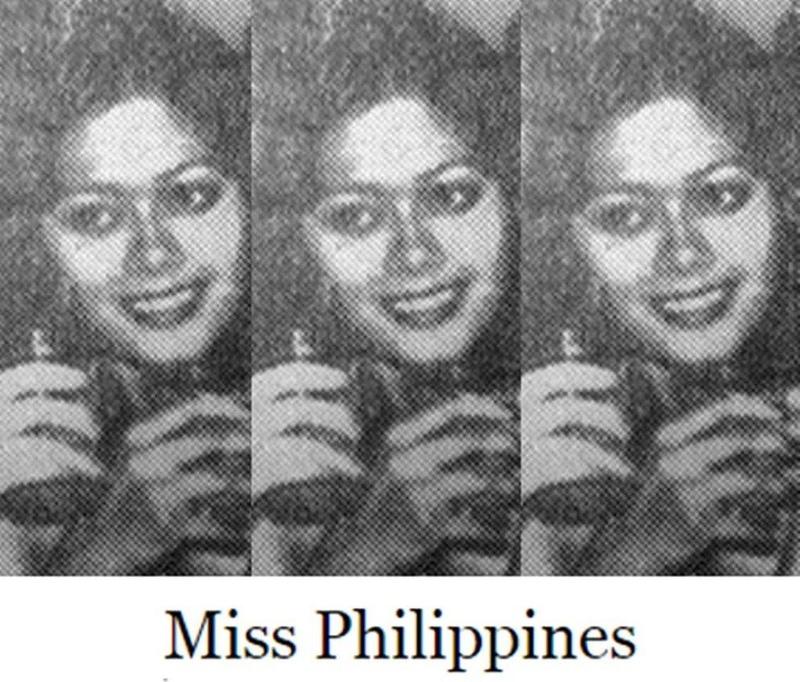 Bb Pilipinas Universe 1978: Jennifer Mitcheck Cortez  16992410