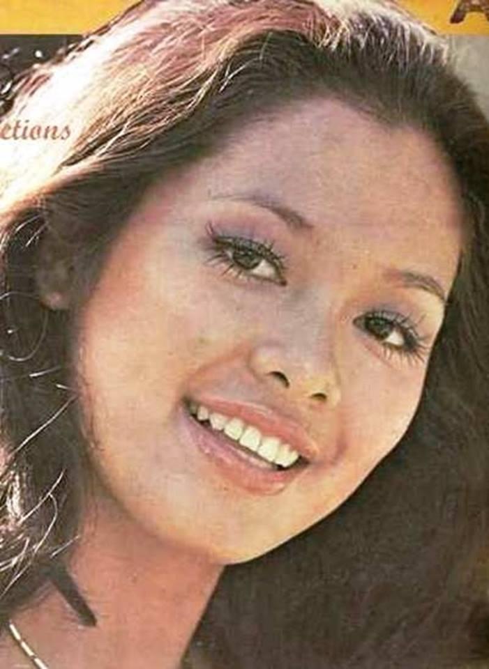 """Bb Pilipinas Universe 1975: Rosemarie """"Chiqui"""" Brosas (MU 75' 4th Runner Up) 16996017"""