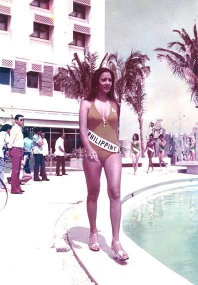 Bb Pilipinas Universe 1974: Guadalupe Sanchez (MU 74' Semifinalist) 16996113