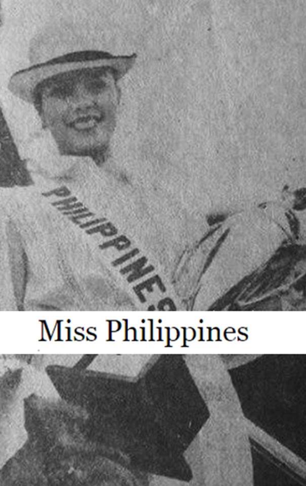 Bb Pilipinas Universe 1980: Maria Rosario Rivera Silayan (3rd Runner Up MU80) (†) 16996116