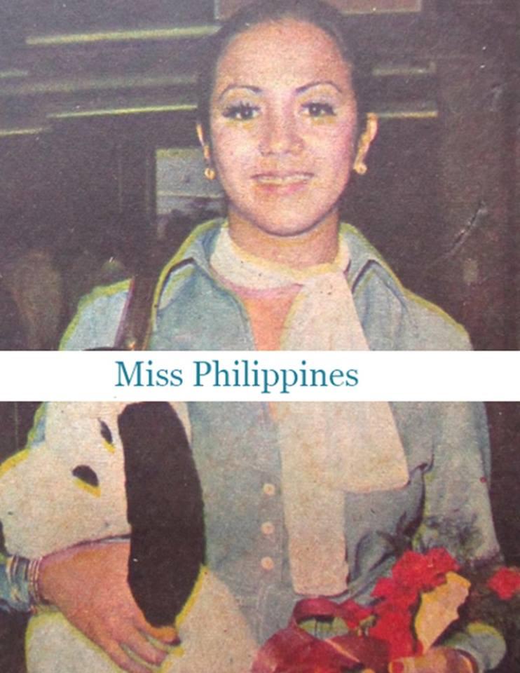 Bb Pilipinas Universe 1974: Guadalupe Sanchez (MU 74' Semifinalist) 16996214