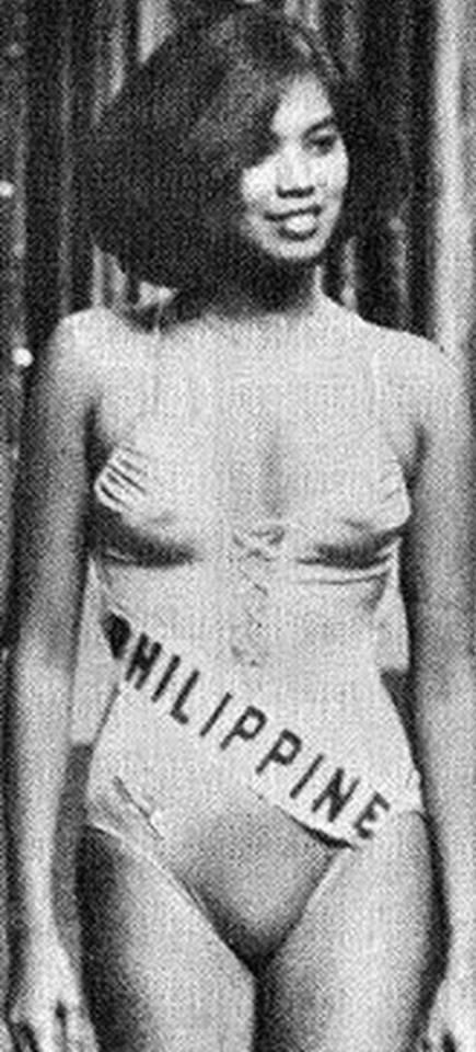 Bb Pilipinas Universe 1984: Desiree Verdadero  (Miss U84 3rd runner up) 16996220