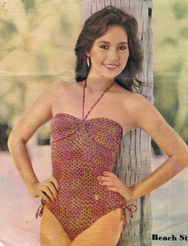 Bb Pilipinas Universe 1983: Rosita Capuyon  16996314