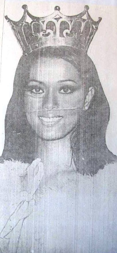 Bb Pilipinas Universe 1971: Vida Valentina Doria (MU 71' Photogenic) 16996511