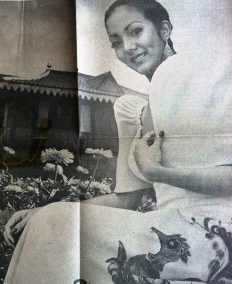 Bb Pilipinas Universe 1974: Guadalupe Sanchez (MU 74' Semifinalist) 16996513