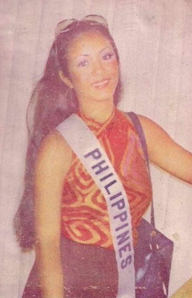 Bb Pilipinas Universe 1974: Guadalupe Sanchez (MU 74' Semifinalist) 16996514