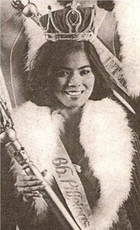 Bb Pilipinas Universe 1984: Desiree Verdadero  (Miss U84 3rd runner up) 16997611
