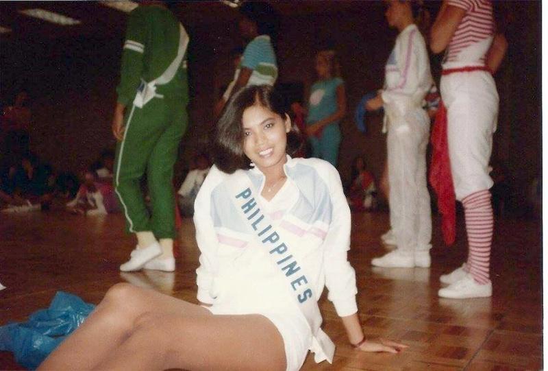 Bb Pilipinas Universe 1984: Desiree Verdadero  (Miss U84 3rd runner up) 16997719