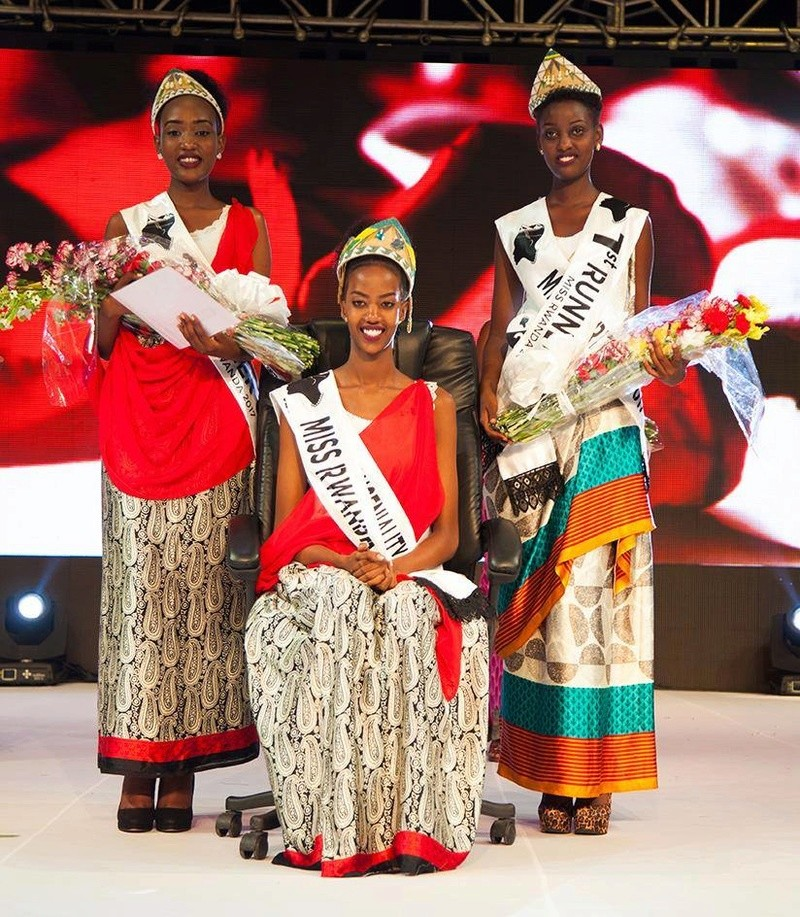 Road to Miss Rwanda 2018 - Results!!  16997810
