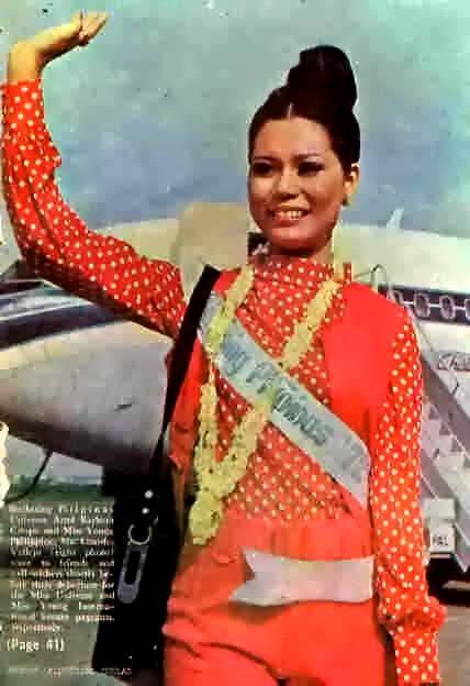 Bb Pilipinas Universe 1972: Armi Barbara Quiray Crespo (MU 72' Semifinalist) 16997811