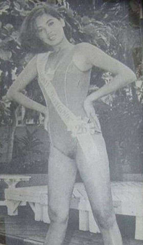 Bb Pilipinas Universe 1984: Desiree Verdadero  (Miss U84 3rd runner up) 16997818