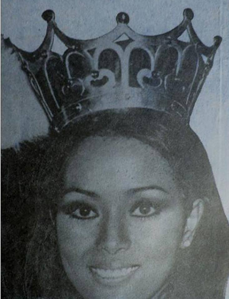 Bb Pilipinas Universe 1971: Vida Valentina Doria (MU 71' Photogenic) 16997911