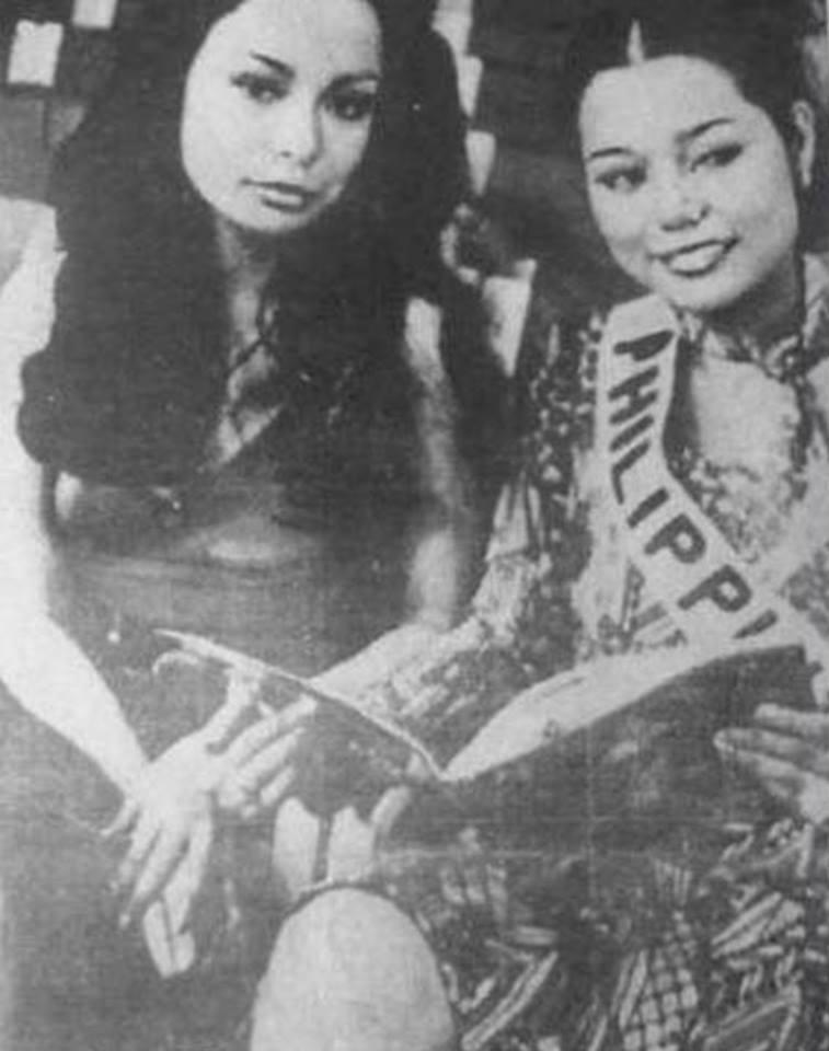Bb Pilipinas Universe 1972: Armi Barbara Quiray Crespo (MU 72' Semifinalist) 16997912