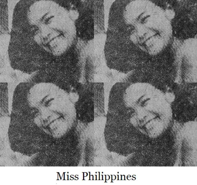 "Bb Pilipinas - Universe 1981: Maria Caroline ""Maricar"" Mendoza   16997914"