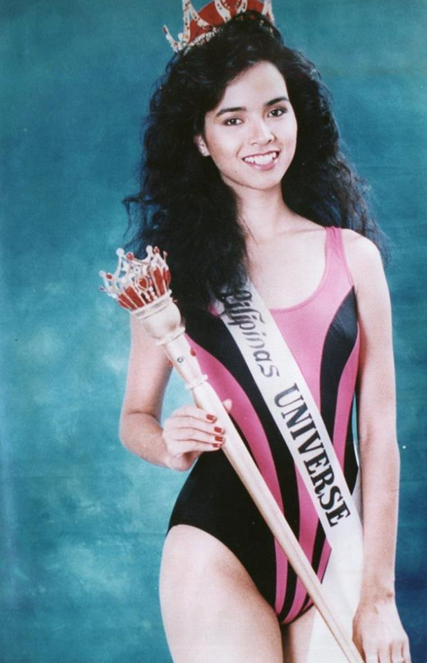 Bb Pilipinas  Universe 1989:  Sara Jane Davis Paez  16997917