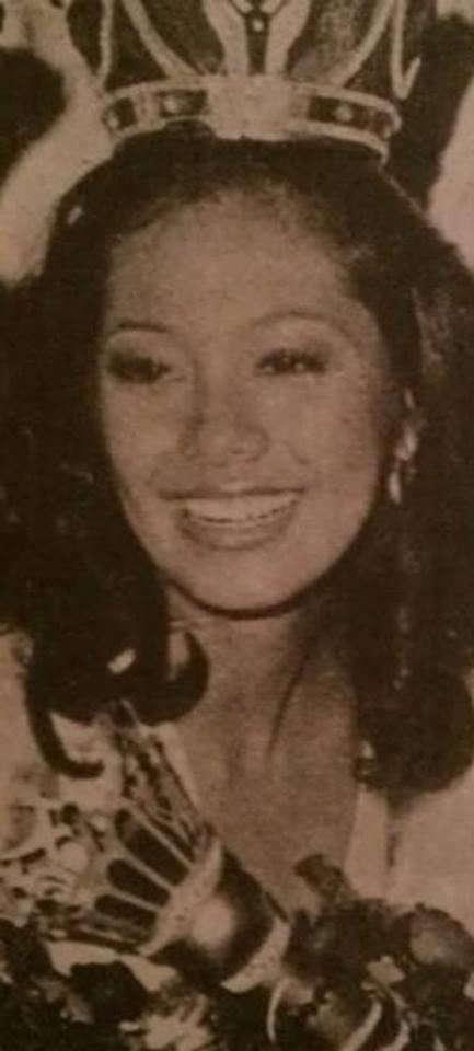 """Bb Pilipinas Universe 1975: Rosemarie """"Chiqui"""" Brosas (MU 75' 4th Runner Up) 16998014"""