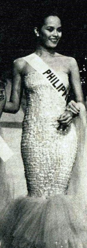 Bb Pilipinas Universe 1980: Maria Rosario Rivera Silayan (3rd Runner Up MU80) (†) 16998116
