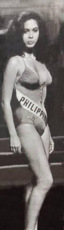 Bb Pilipinas  Universe 1985: Joyce Fellosas Burton  16998117