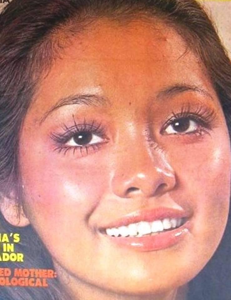 """Bb Pilipinas Universe 1975: Rosemarie """"Chiqui"""" Brosas (MU 75' 4th Runner Up) 16998212"""