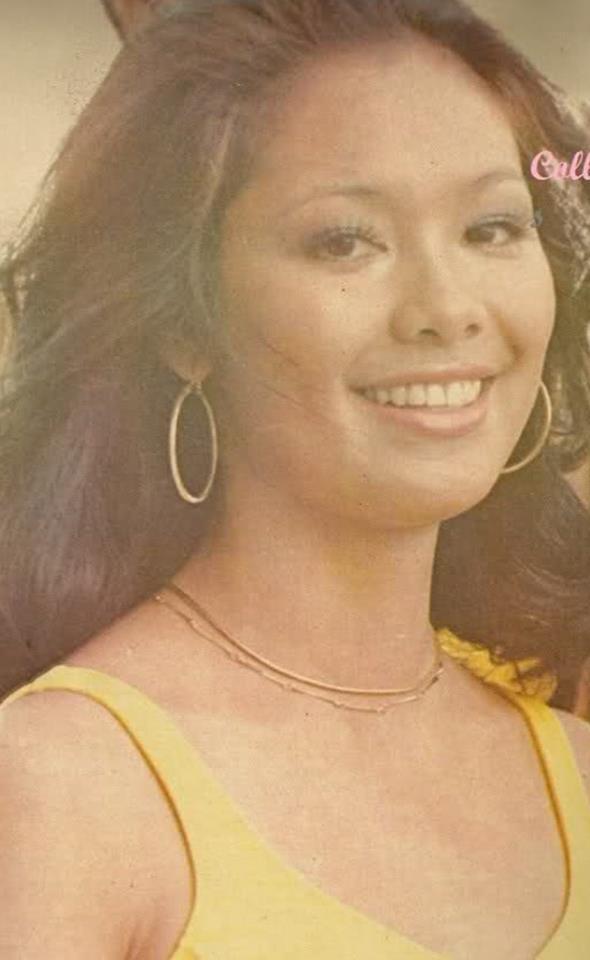 """Bb Pilipinas Universe 1975: Rosemarie """"Chiqui"""" Brosas (MU 75' 4th Runner Up) 16998610"""