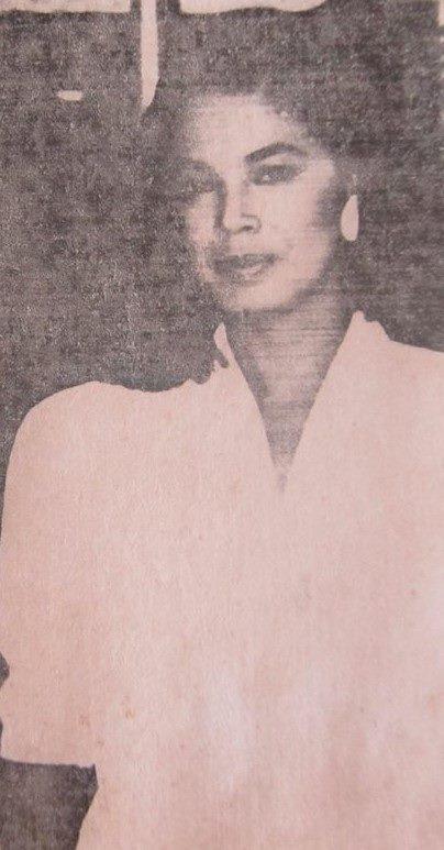 Bb Pilipinas Universe 1984: Desiree Verdadero  (Miss U84 3rd runner up) 16998611