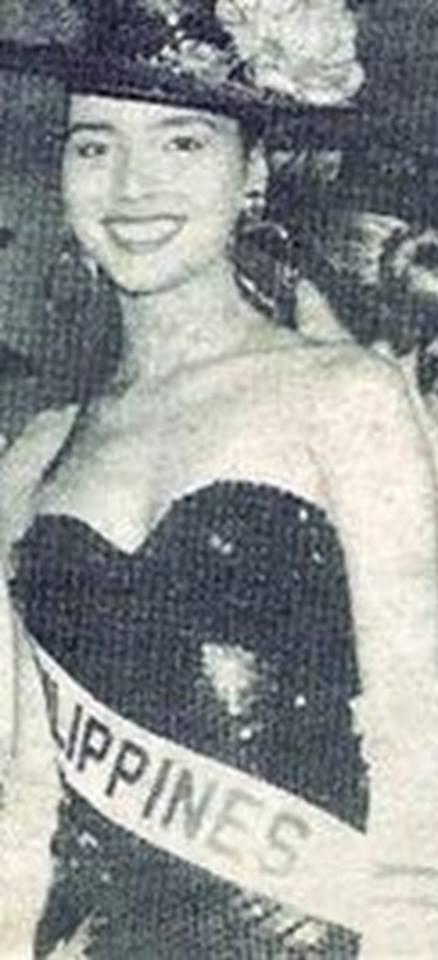 Bb Pilipinas  Universe 1989:  Sara Jane Davis Paez  16998613