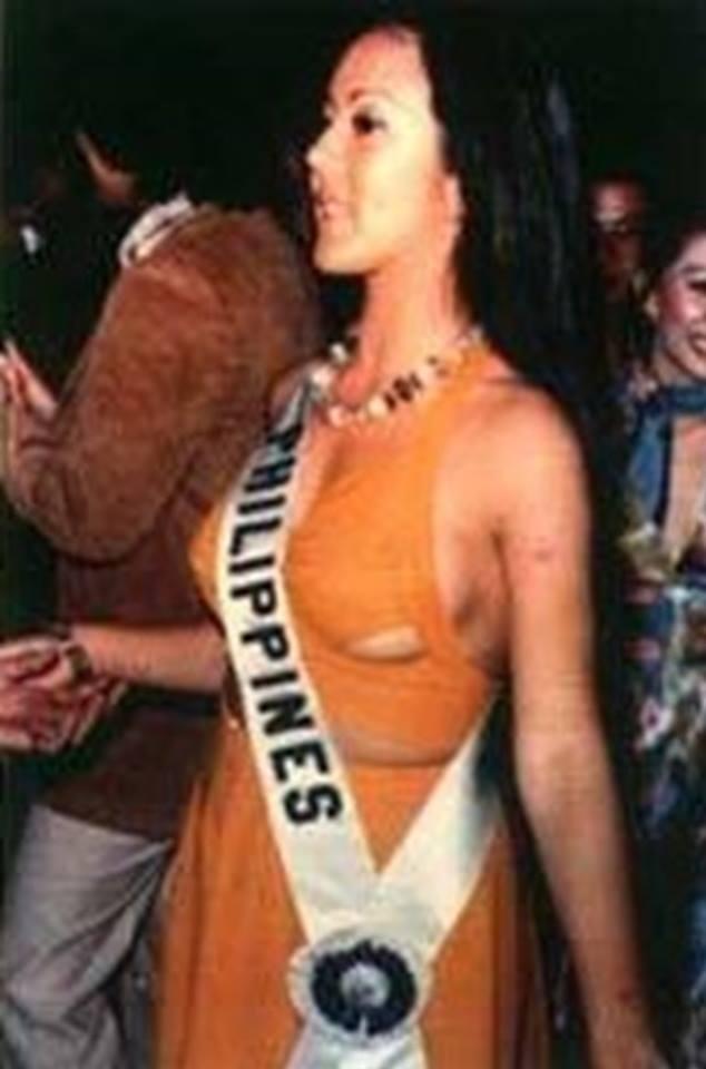Bb Pilipinas Universe 1974: Guadalupe Sanchez (MU 74' Semifinalist) 16998713