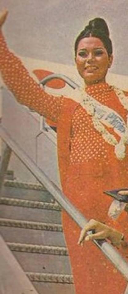 Bb Pilipinas Universe 1972: Armi Barbara Quiray Crespo (MU 72' Semifinalist) 16998810