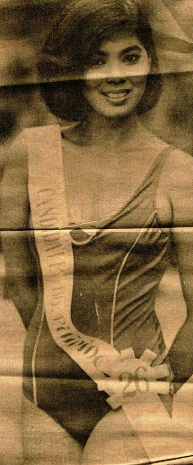 Bb Pilipinas Universe 1984: Desiree Verdadero  (Miss U84 3rd runner up) 16998816