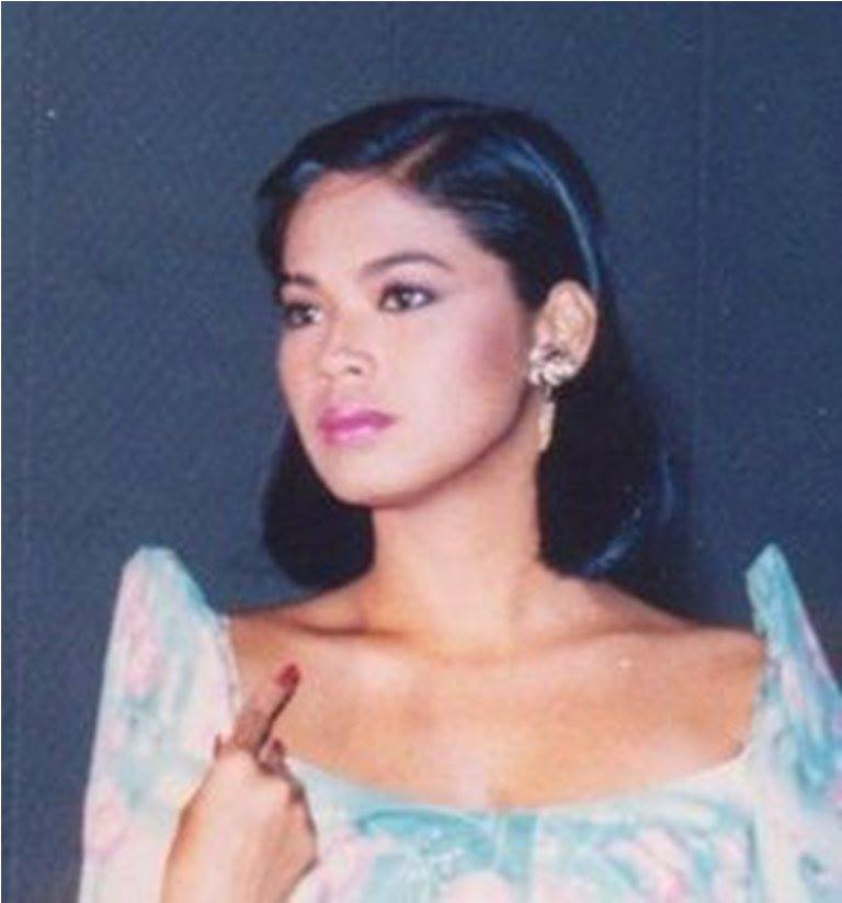 Bb Pilipinas Universe 1984: Desiree Verdadero  (Miss U84 3rd runner up) 16998817