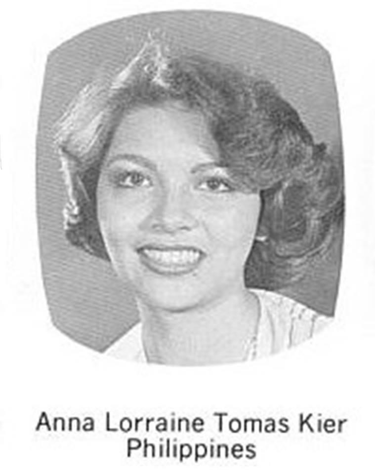 Bb Pilipinas Universe 1977: Anna Lorraine Kier  16998913