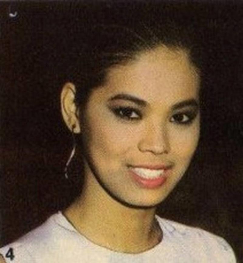 Bb Pilipinas Universe 1984: Desiree Verdadero  (Miss U84 3rd runner up) 16998915