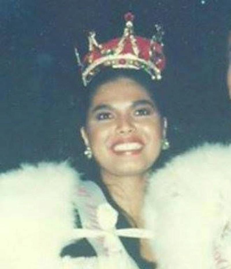 Bb Pilipinas Universe 1988: Perfida Reyes Limpin  16998917