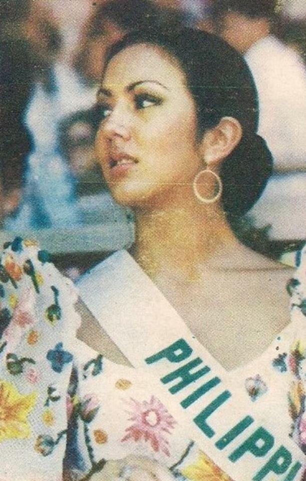 Bb Pilipinas Universe 1974: Guadalupe Sanchez (MU 74' Semifinalist) 16999110
