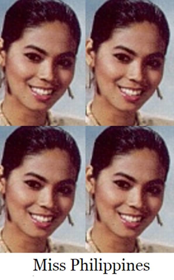 Bb Pilipinas Universe 1984: Desiree Verdadero  (Miss U84 3rd runner up) 16999113