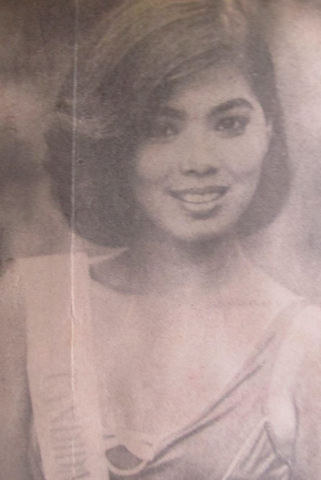 Bb Pilipinas Universe 1984: Desiree Verdadero  (Miss U84 3rd runner up) 16999114